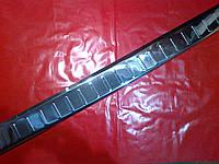 Накладка на задний бампер OPEL VIVARO