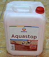 Укрепляющий грунт-влагоизолятор Aquastop  Prossional Eskaro( 10 л), фото 1