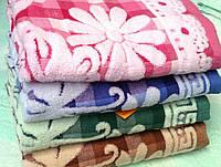Велюровые метровые полотенца 1642