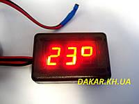 Вольтметр тахометр термометр автомобильный программируемый 12в 24в АПрИ