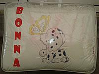 """Фирменный комплект постельного белья с балдахином. Вышивка """"Собачка с бабочкой"""""""
