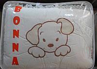 """Фирменный комплект постельного белья с балдахином. Вышивка """"Собачка"""""""