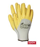 Защитные перчатки NITRIX [Y]