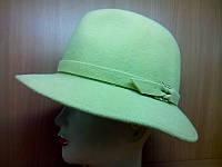 Шляпы велюровые итальянки р-р 57,58, фото 1