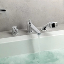 Змішувачі на борт ванни