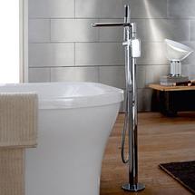 Підлогові змішувачі для ванни