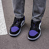🔥 Кросівки жіночі Air Jordan retro 1 retro низькі, фото 8