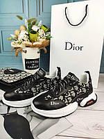 Модный женские кроссовки Dior Диор