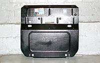 Защита картера двигателя и кпп MG550  2010-