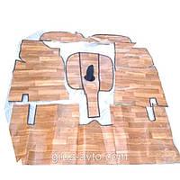 Килим підлоги або лінолеум в салон Ваз 2101 2102 2103 2104 2105 2106 2107
