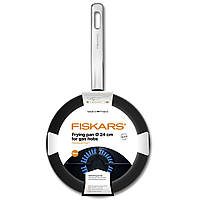 Сковорода FISKARS Functional Form gas Ø 24 см