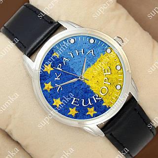 Аналоговые наручные часы Украинa 1053-0033