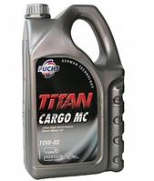Полусинтетическое моторное масло TITAN (титан) CARGO MC 10W-40 5л.