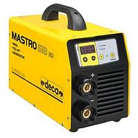 Инверторный сварочный аппарат Deca MASTRO 518 HD GEN