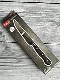 Кухонний ніж 23,5 см з нержавіючої сталі (Туреччина) OMS 6103ART, фото 3