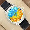 Кварцевые наручные часы Украинa 1053-0041