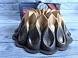 Форма для кексу з антипригарним покриттям Ø 26 см кавовий (Туреччина) OMS 3272-26-Coffee, фото 5