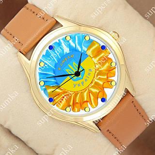 Патриотичные наручные часы Украинa 1053-0042