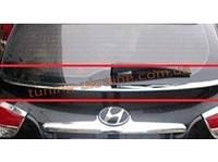 Хромированная накладка под заднее стекло Hyundai IX35 2010-13