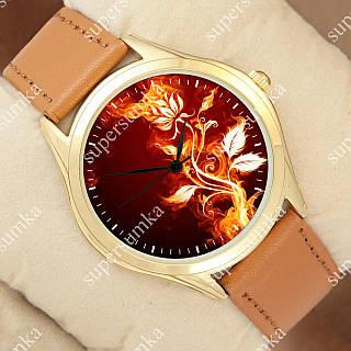 Яркие наручные часы Украинa 1053-0048