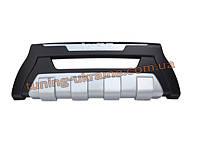 Накладка на бампер задняя Hyundai IX35 2013+