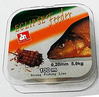 Леска Dragon Eclipse Match 100m 0,20