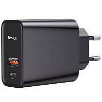 СЗУ Baseus Speed PPS 30W Type-C + USB