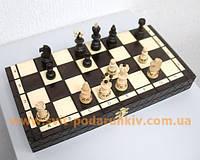 Шахматы из натурального дерева С-134a Жемчужина малая