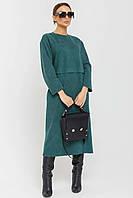 Повседневное платье Бонни свободного силуэта 42-56 размер разные цвета