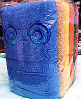 Банные  полотенца Кружки 03 3107