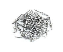 Витяжні Заклепки алюмінієві 4 х 14 мм Polax (37-011)