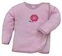 """Распашонка р.62 """"Fiona"""" розового цвета"""