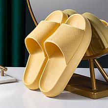 Жіночі Сланці GaLosha жовті-2 GaLosha Жовтий 38-39 24,5 см Жіночий Висота підбора - Середня (3 см - 5 см)