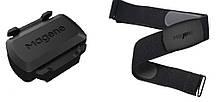 Комплект з двох датчиків пульсу + швидкості/ каденсу Magene S3 Bluetooth 4.0 і ANT+ для Garmin | Polar |