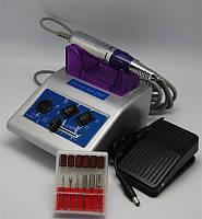 Фрезер для маникюра и педикюра с ножной педалью DR-278 YRE