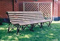 Купить скамейку садовую