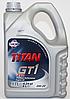 Синтетическое моторное масло TITAN (Титан) GT1 EVO 0W-20 4л.