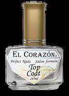 Закрепитель лака для ногтей с акрилом 402 EL Corazon 16 мл