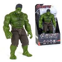 Игрушка Халк Фигурка большая 32 см Мстители Финал Марвел Супер Герой Avengers Hulk подвижный