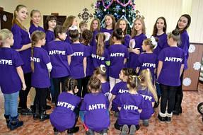 печать на футболках для танцевального коллектива