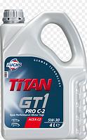 Синтетическое моторное масло TITAN(титан) GT1 PRO C-2 SAE 5W-30 4л.