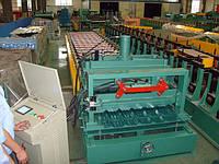 Линия по производству металлочерепицы Монтерей, Каскад, Банга, и. т. д от 48000-49000 у. е