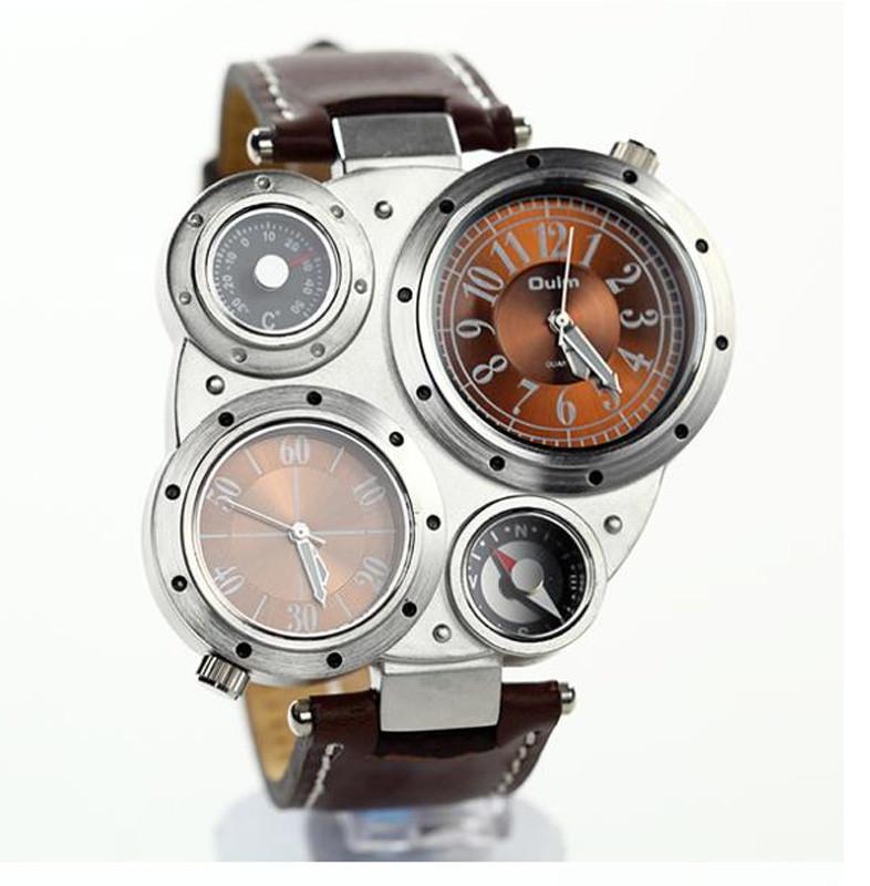 Часы с несколькими часовыми поясами