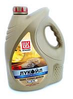 Полусинтетическое моторное масло Lukoil Luxe Турбодизель 10w40
