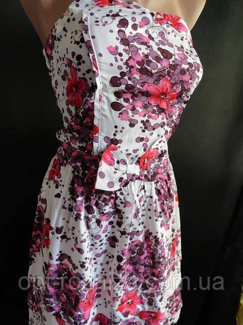 Купить молодежные платья с бантиком