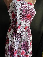 Купить молодежные платья с бантиком, фото 1