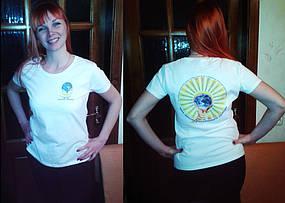 Футболки полноцветными рисунками, футболки на фото 4