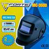 Сварочная маска Хамелеон Forte MC-3500, фото 4