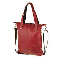 Женская сумка BlankNote Шоппер Красный сапфир
