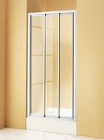Душевая дверь трёхсекционная Huppe Alpha AL1012